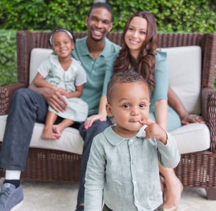 family,photo,heat,chris bosh