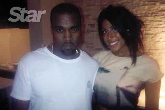 Kanye West, Leyla Ghobadi, Kim Kardashian, Star Magazine