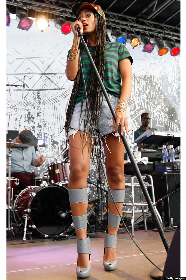 Northside Festival, Solange Knowles, Fashion,