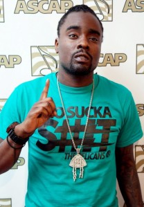 wale,number one