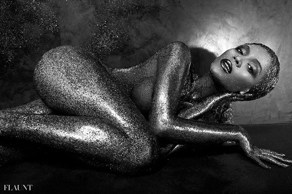 Beyonce, Glitter, Flaunt Magazine, King Bey, Bow Down,