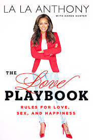 lala anthonys book,playbook,celebrity